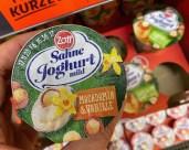 Zott Sahnejoghurt mild Macadamie+Vanille