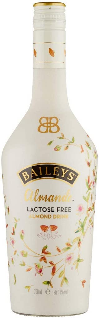Baileys Almond Lactose Free Almond Drink 700ML