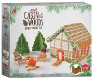 Crafty Cooking Kits Cabin in the Woods Gingerbread Kit 774G