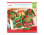 Crafty Cooking Kits Ugly Sweater Sugar Cookie Kit 326G