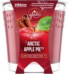 Glade SC Johnson Arctic Apple Pie Limited Edition Kerze