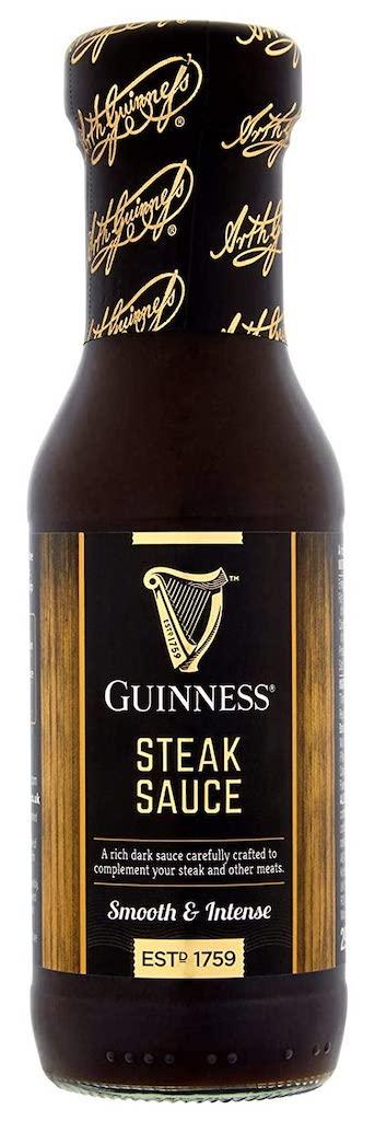 Guinness Steak Sauce Smooth+Intense