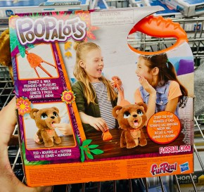 Hasbro Poopalots FurReal Rückseite