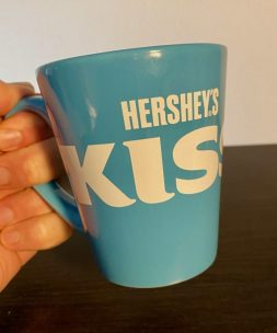 Hershey Kisses Kaffeebecher