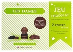 Jeu En Chocolat Les Dames Milchschokolade