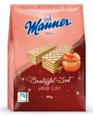Manner Bratapfel-Zimt, Reihe Winterglück, 200 Gramm.