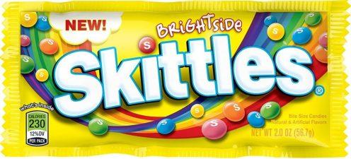 Mars Skittles Brightside