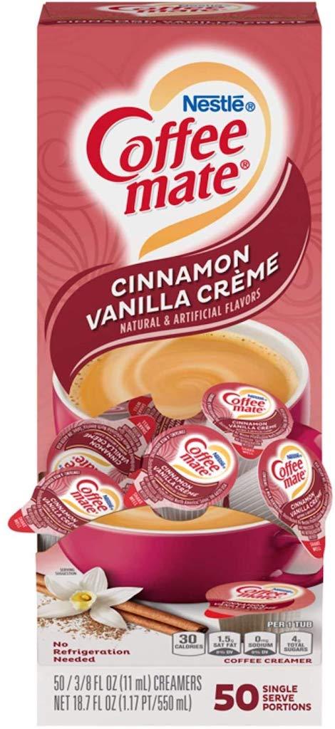 Nestlé Coffeemate Cinnamon Vanilla Creme 50er 550ML