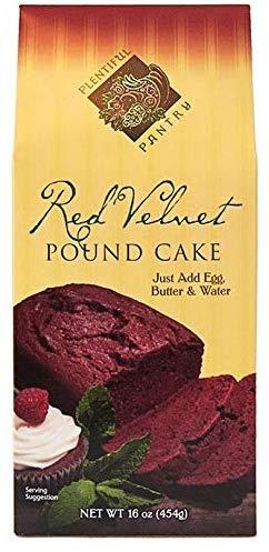 Plentifull Pantry Red Velvet Poud Cake Cake Mix 454G