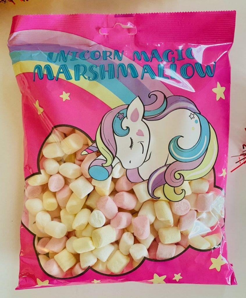 Unicorn Magic Mini-Marshmallow