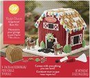 WIlton Gingerbread Barn Kit 904G