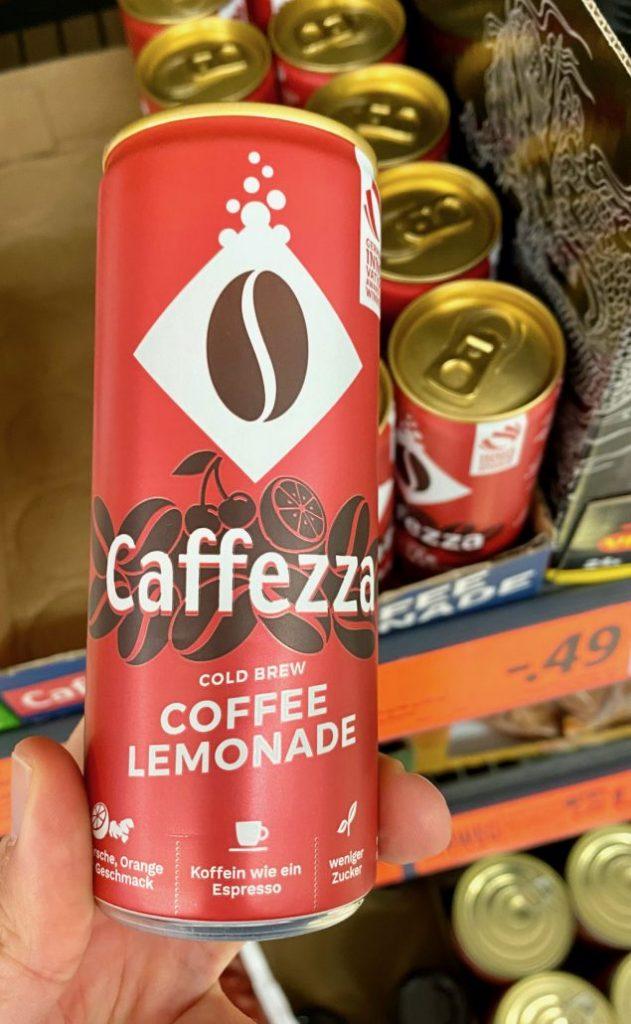Caffezza Coffee-Lemonade Dose
