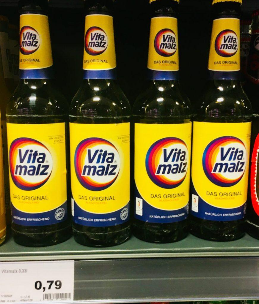 Vitamalz Das Original Flasche