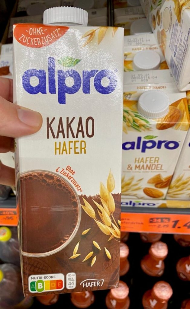 ALPRO Nutri-Score 2