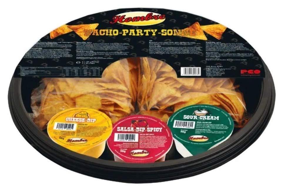 Hombre Nacho-Party-Sonne Mix