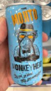 Monkey Head Mojito Drink Dose