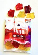 Bärencompany Berlin Fruchtgummi in Form des Brandenburger Tores