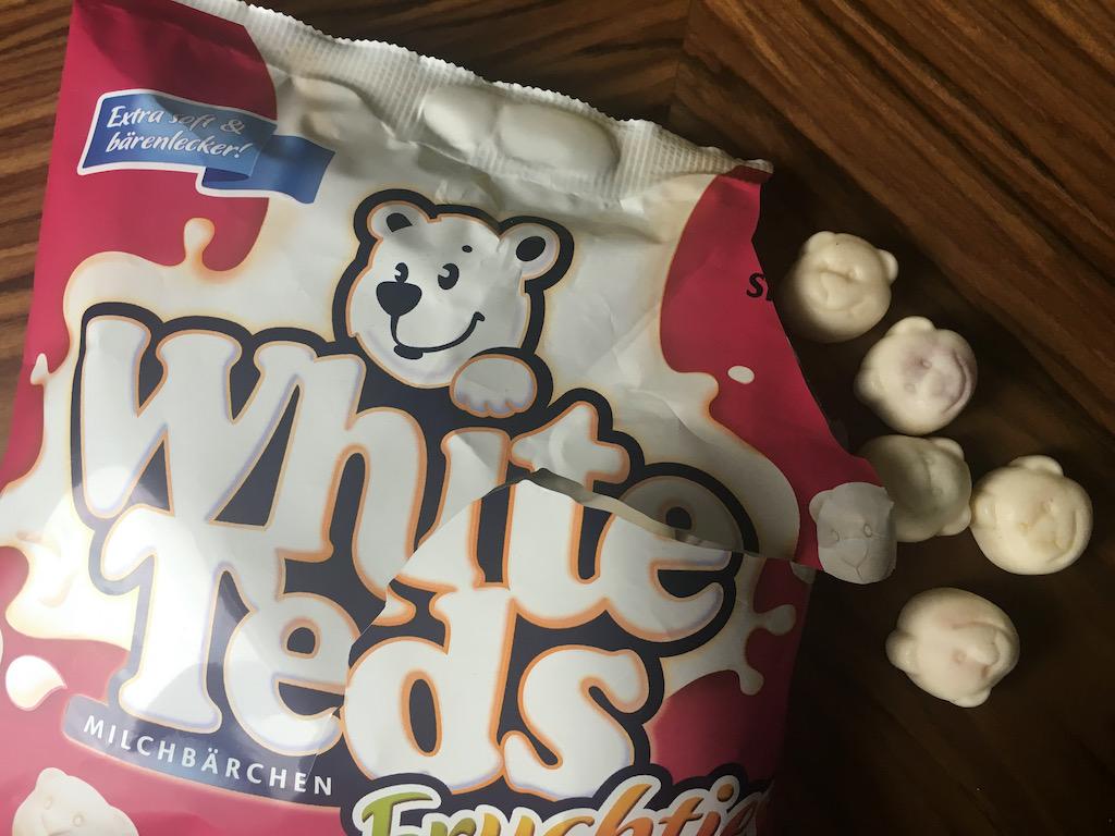 Storck White Teds Milchbären Fruchties Pfirsich_Maracuja-Erdbeere-Apfel-Kirsche-Zitrone-Himbeere
