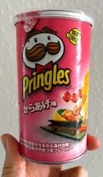 Pringles Asien irgendwas frittiertes Midi