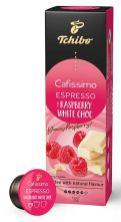Tchibo Cafissimo Espresso Kapseln Rasberry White Choc