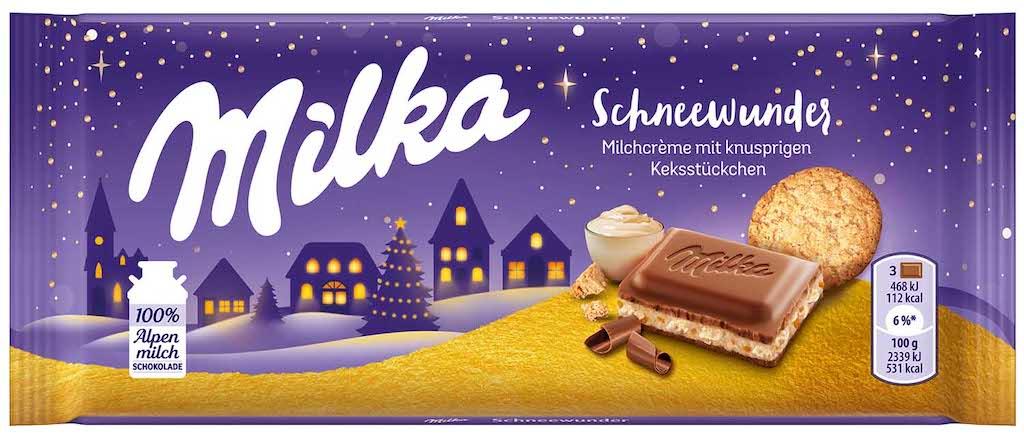 Milka Schneewunder 100g