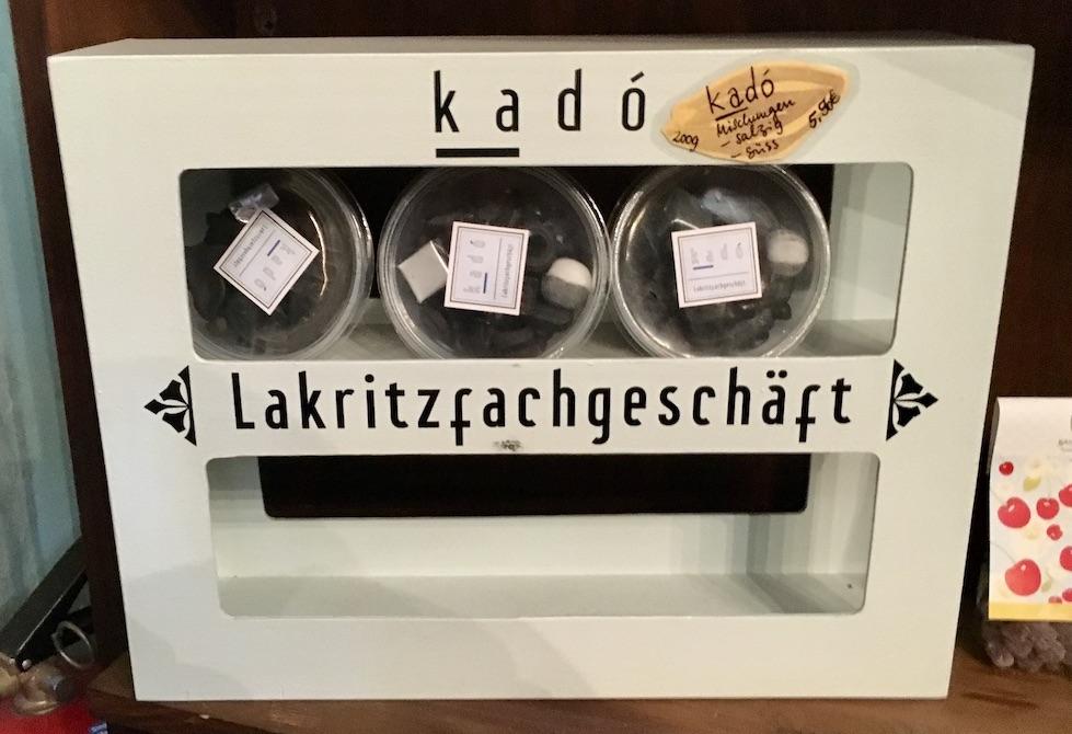 Kado Lakritzfachgeschäft