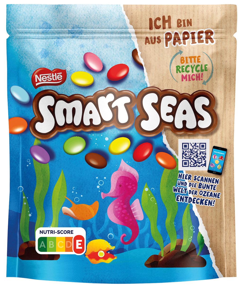 Nestlé Smarties Smart Seas 240 Gramm