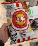 Pepsico Lay's Iconic Restaurant Flavours KFC Original Recipe