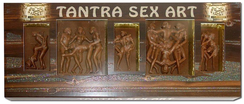 Tantra Sex Art Schokolade