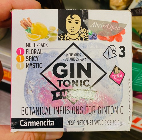 Gin Tonic Fusions Teebeutel