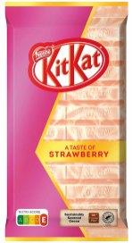 Nestle KitKat Tafel Strawberry 112g