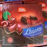 Lidl Mister Choc Laura Fruchtgelee Kirsche