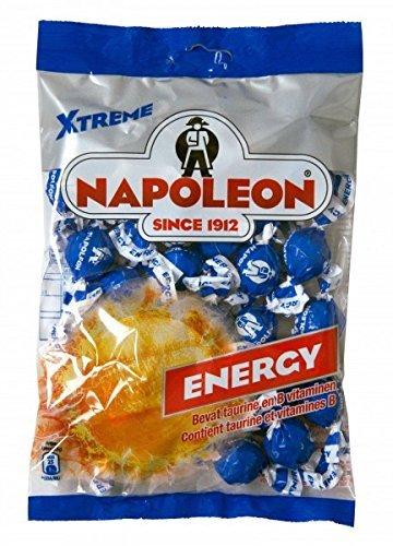 Napoleon Since 1912 Xtreme Energy Bonbons
