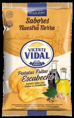 Vicente Vidal Patatas Fritas Escabeche - mariniert