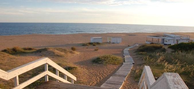 playa BIKINI-manantiales