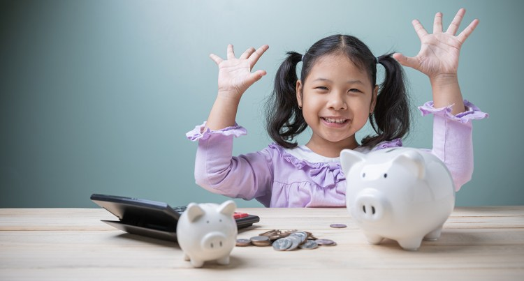 It's important to teach students the value of saving for unexpected expenses or retirement.