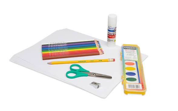 Secondary Basic Art Supply Kit 2