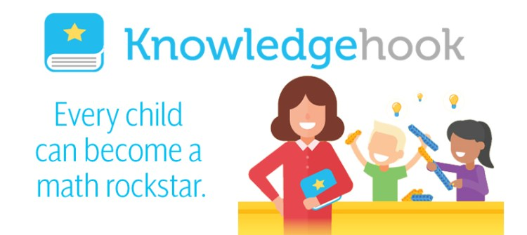 Every child can become a math rockstar with Knowledgehook!