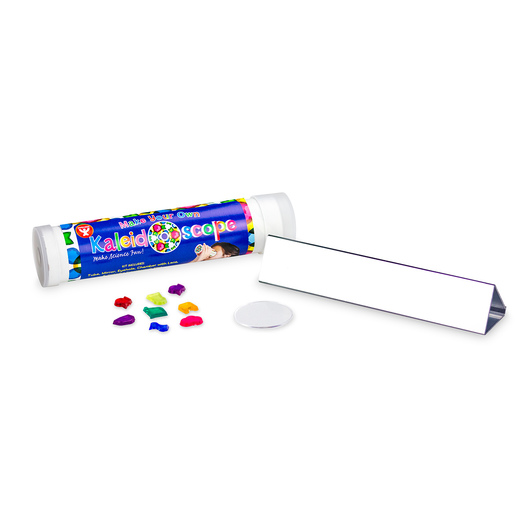 Hygloss Make-Your-Own Kaleidoscope Kit, Set of 12