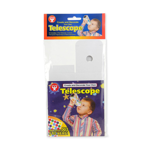 Hygloss Make-Your-Own Telescope Kit