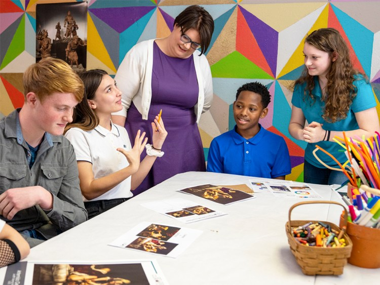 Explore Art Class Curator - all new art curriculum for elementary and high school