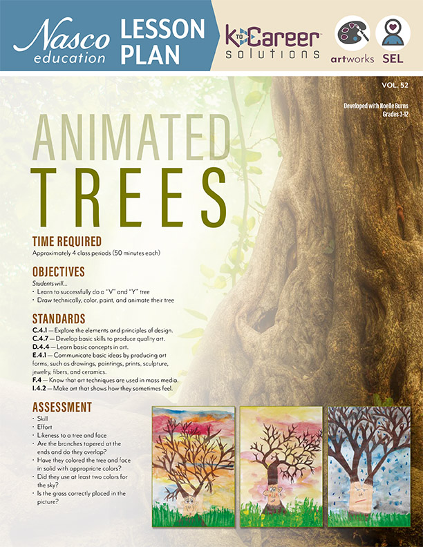 Download the Animated Trees Lesson Plan