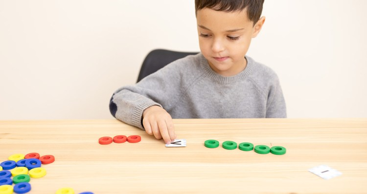 Hands-on learning activities are a great way to help students understand math concepts from a real-world perspective.
