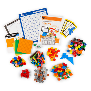 Primary Individual Learning Math Kit