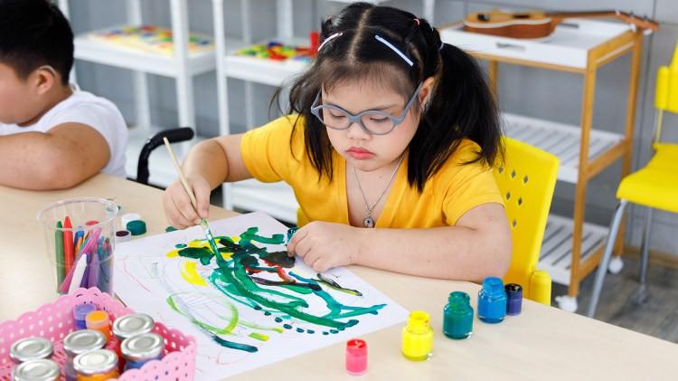 Art learning activities: Help students deal with anxiety and worries through creativity