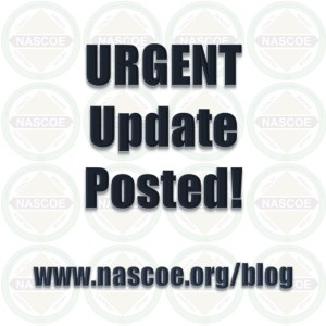 URGENT Update Posted!