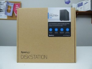 Synology DS216+ NAS