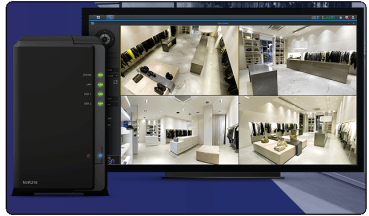 The Recommended IP Cameras for Synology and QNAP NAS for