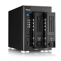 Thecus N2810 4k hOME nas 2-bay 2016 3