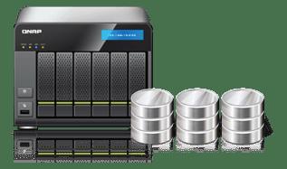 qnap RAID storage